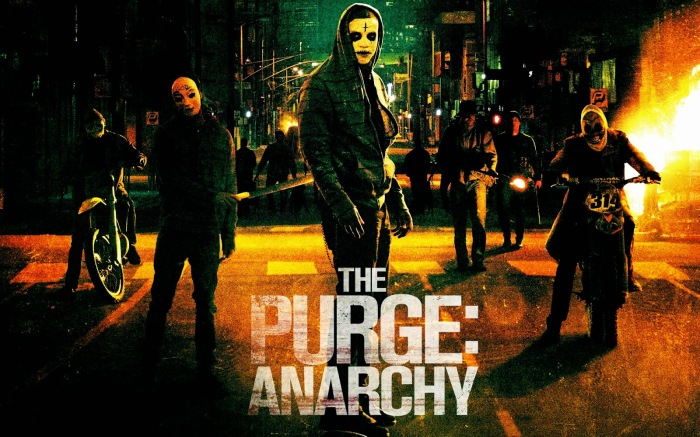 The Purge Anarchy Main