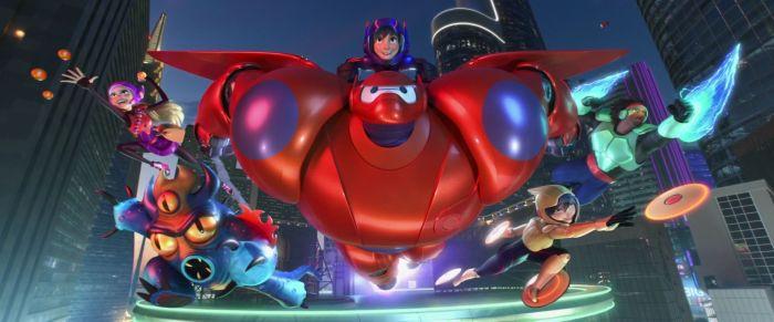 Big Hero 6 Still