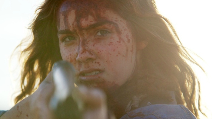 Haley with shotgun_3