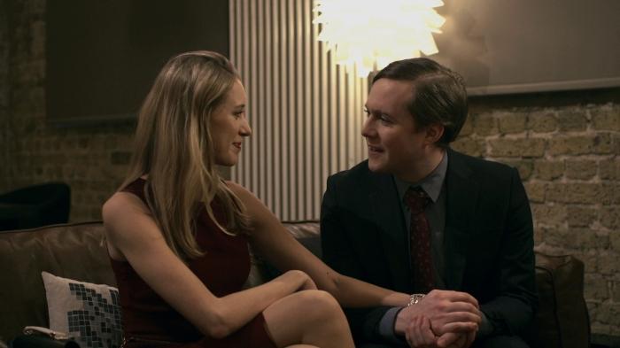 Still: Frank and Vera - The Happy Couple?