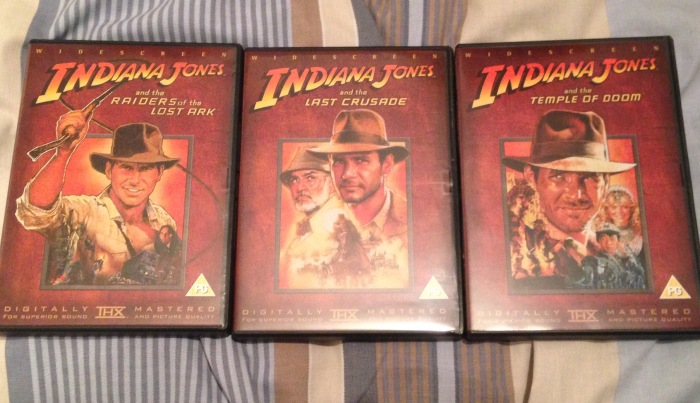 Round 113 - Indiana Jones Trilogy