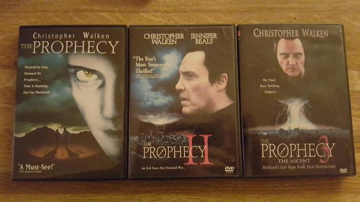 Round 122 - Walken's The Prophecy Trilogy - Pokerrookie