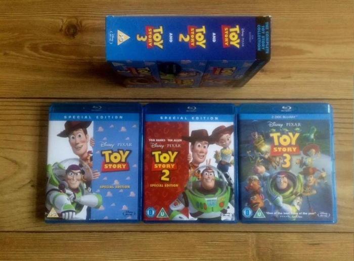 Round 16 - Toy Story