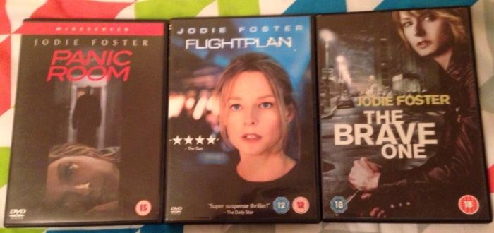 Round 183 - Jodie Foster Films - @RichardMovieFan