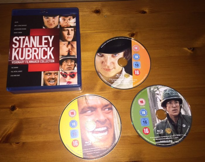 Round 185 - Stanley Kubrick Films - @LebowskiandLime