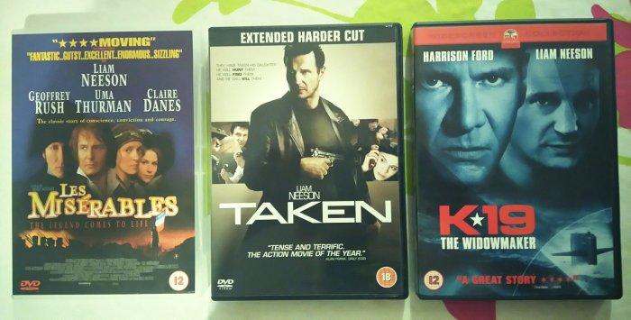 Round 228 - Liam Neeson Films - @sjp_toogood