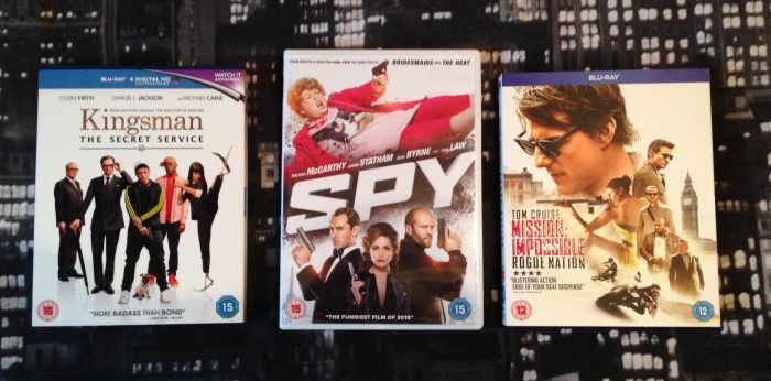 Round 234 - Pick Your Spy of 2015!