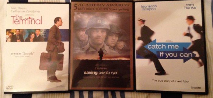 Round 272 - Hanks & Spielberg - @RichardMovieFan