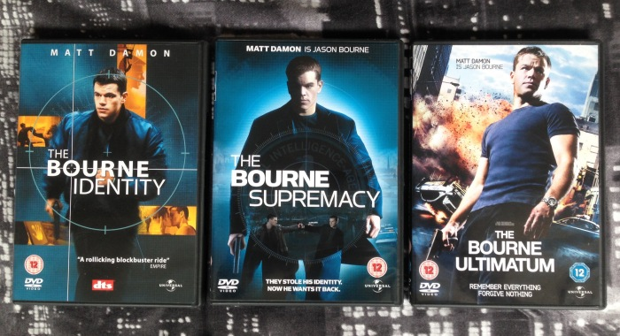 Round 30 - The Bourne Trilogy