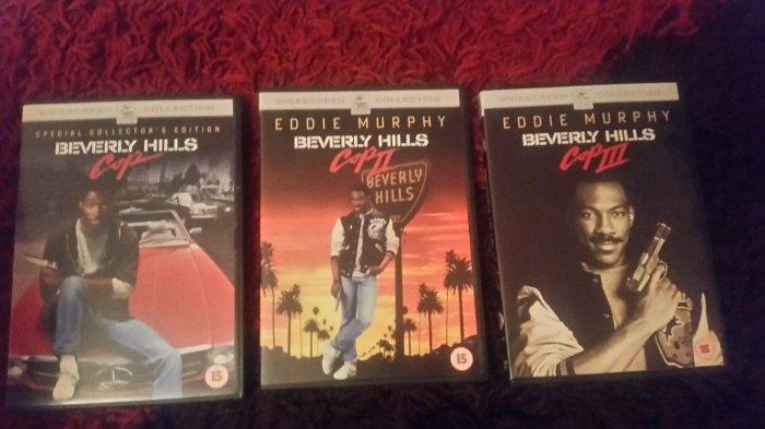 Round 322 - Beverly Hills Cop Trilogy - @GelNerd