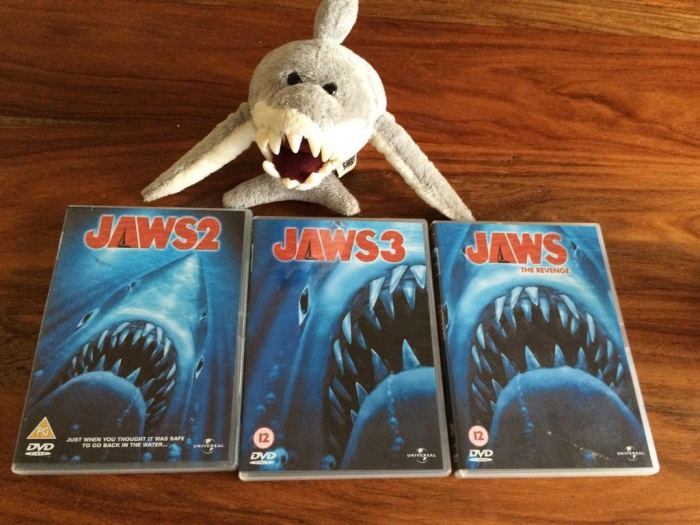 Round 329 - JAWS SEQUELS - @Bill626