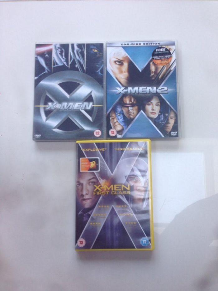 Round 358 - X-Men Past & Present - @popcornoncouch