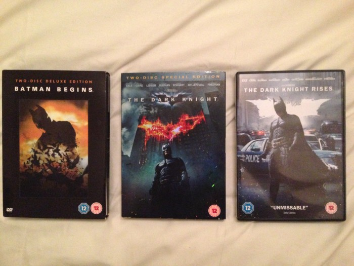 Round 4 - Dark Knight Trilogy