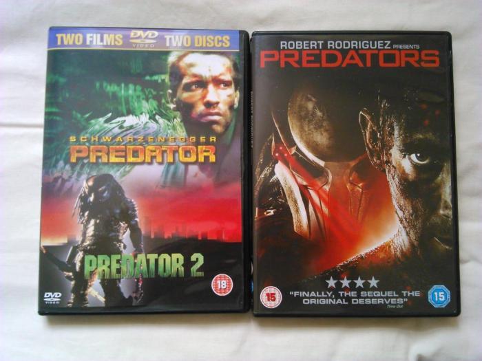 Round 47 - Predator Trilogy