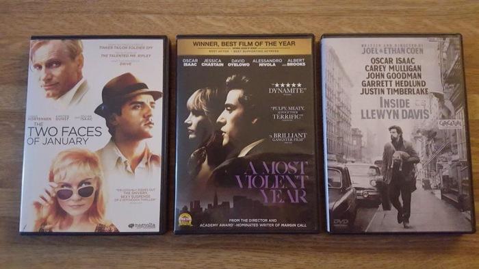 Round 77 - Oscar Isaac Films_Pokerrooke
