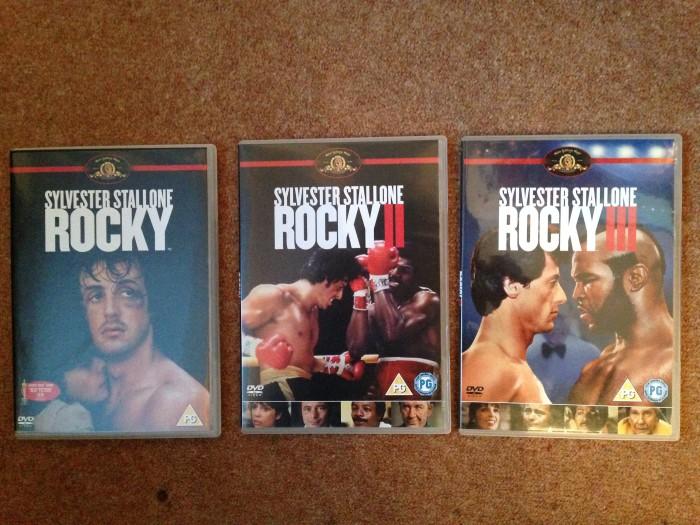 Round 8 - Rocky