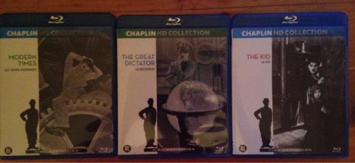 Round 81 - Charlie Chaplin Films_
