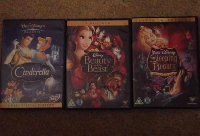 Round 85 - Disney Princess Classics