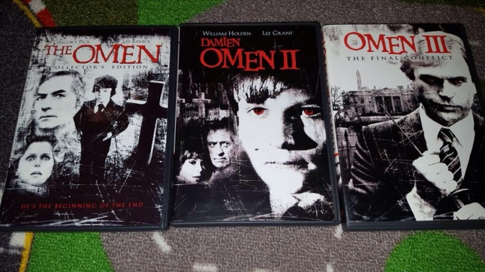 Round 88 - The Omen Trilogy - TDStewartinCO