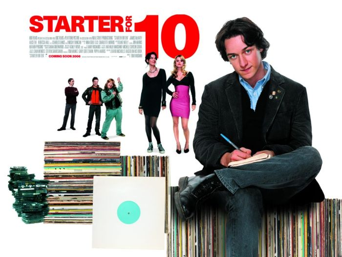Starter for 10_HEader