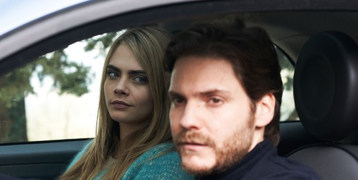 Thomas Lang Looks For Answers With British Student Melanie (Cara Delevingne)