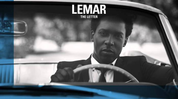 Lemar The Letter_Poster
